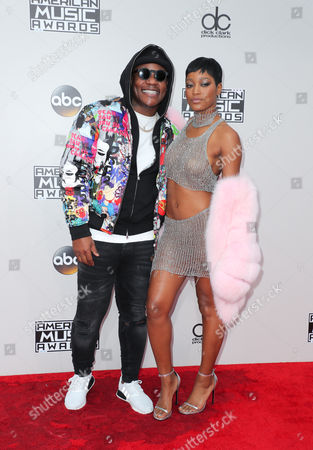 Sean Garrett and Keke Palmer