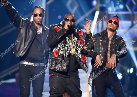 Future, Rick Ross and August Alsina