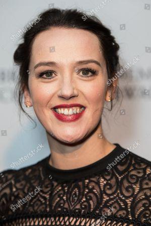 Editorial image of BAFTA Children's Awards 2016, Press Room, London, UK - 20 Nov 2016