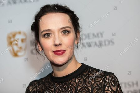 Editorial photo of BAFTA Children's Awards 2016, Press Room, London, UK - 20 Nov 2016