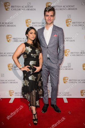 Stock Photo of Rameet Rauli, Oliver Dench