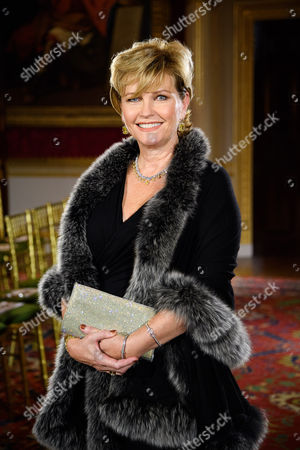 Stock Image of Fiona Fullerton