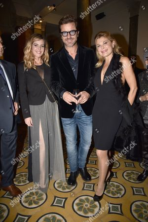 Elisabetta Pellini, Paul Conticini, Patrizia Pellegrino