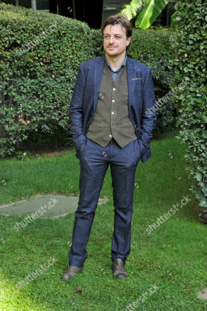 Editorial picture of 'I am here' film photocall, Rome, Italy - 21 Nov 2016