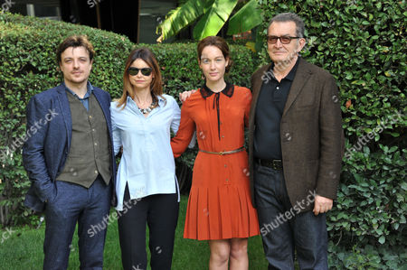 Editorial image of 'I am here' film photocall, Rome, Italy - 21 Nov 2016