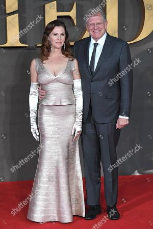 Leslie Zemeckis and Robert Zemeckis