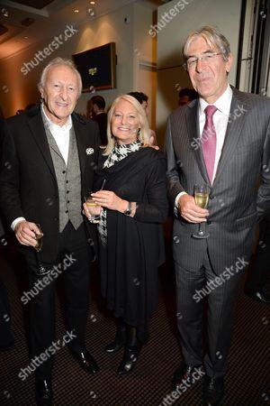 Stock Picture of Harold Tillman, Stephanie Tillman and Michael Ward