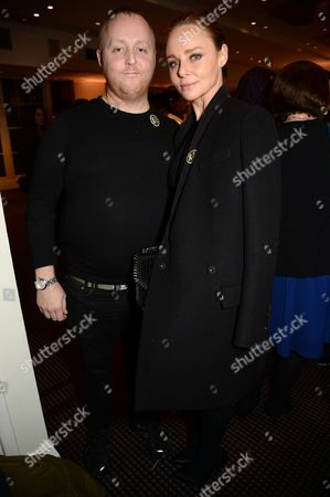 James McCartney and Stella McCartney