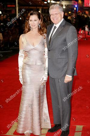 Robert Zemeckis and Leslie Zemeckis