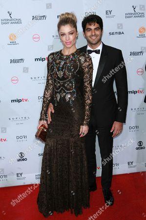Editorial image of 44th International Emmy Awards, New York, USA - 21 Nov 2016