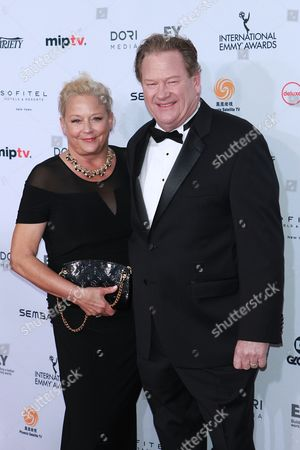 Editorial photo of 44th International Emmy Awards, New York, USA - 21 Nov 2016