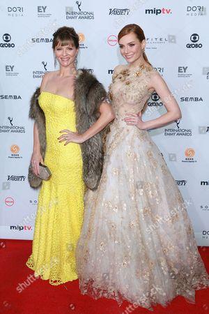 Daniella Busoli and Maria Eugenia Suconic