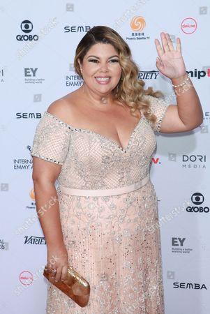 Stock Photo of Fabiana Karla