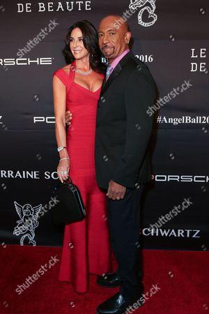 Montel Williams, Tara Fowler