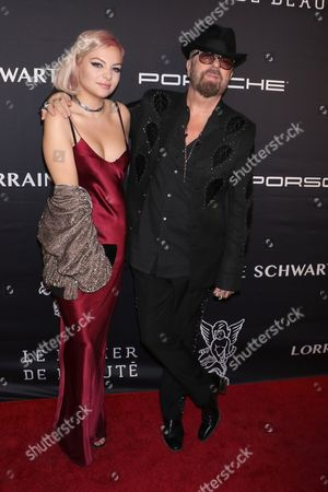 Editorial image of Gabrielle's Angel Foundation For Cancer Research Angel Ball, New York, USA - 21 Nov 2016
