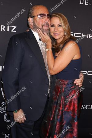 Stock Photo of Bobby Zarin and Jill Zarin