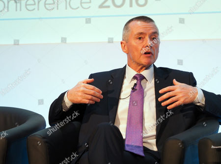 Willie Walsh CEO of IAG