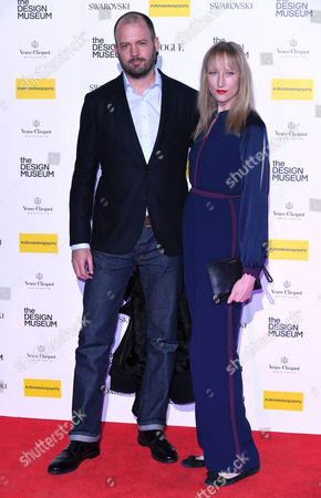 Editorial image of The Design Museum launch party, London, UK - 22 Nov 2016