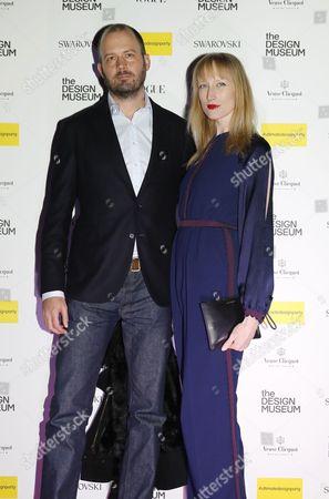 Jack Dyson and Jade Parfitt