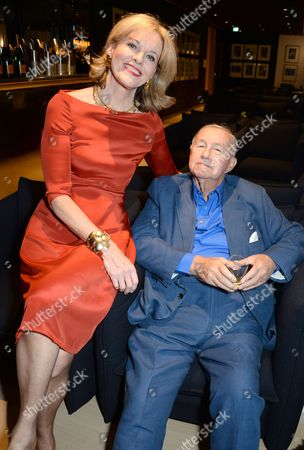 Vicki Conran and Sir Terence Conran