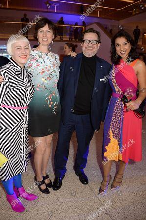 Stock Picture of Morag Myerscough, Helen Charman, Sebastian Conran and Sabeena Bagol