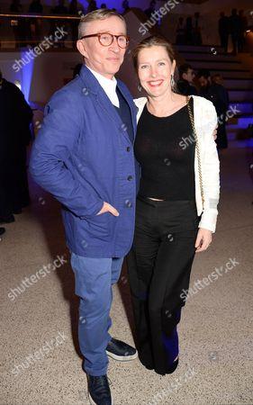 Jasper Conran and Sophie Conran