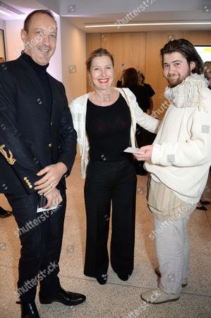 Julian Vogel and Sophie Conran and Felix Conran