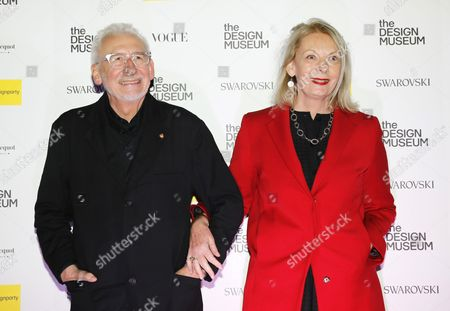 Sir John Sorrell and Frances Sorrell