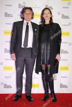 Leon Max and Yana Max