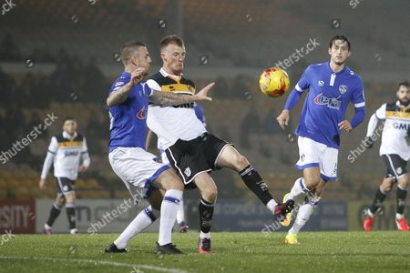 Port Vale's Sam Kelly (7) during the EFL Sky Bet League 1 match between Port Vale and Oldham Athletic at Vale Park, Burslem