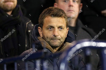 Swindon Town Director of Football Tim Sherwood looks on during Southend United vs Swindon Town, Sky Bet EFL League 1 Football at Roots Hall on 22nd November 2016