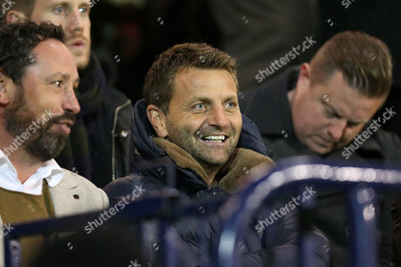 Swindon Town Director of Football Tim Sherwood during Southend United vs Swindon Town, Sky Bet EFL League 1 Football at Roots Hall on 22nd November 2016