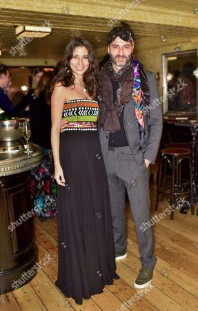 Jasmine Hemsley and Nick Hopper