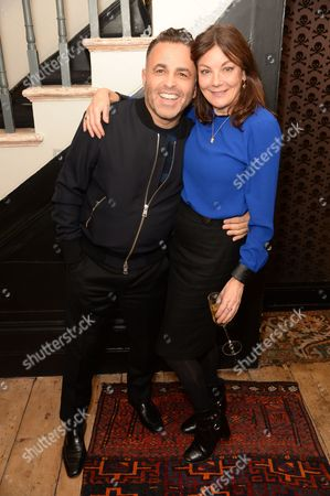 Lorenzo Agius and Susan Young