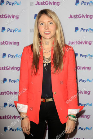 Editorial photo of JustGiving Awards, London, UK - 22 Nov 2016