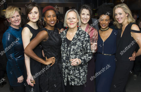 Editorial picture of 'Shakespeare Trilogy' play, After Party, London, UK - 22 Nov 2016