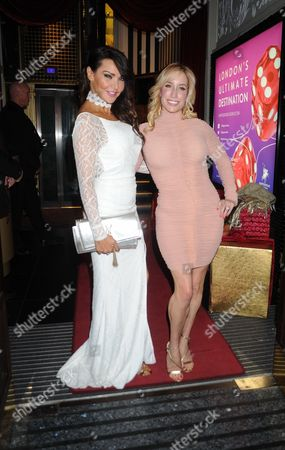 Lizzie Cundy, Joy Desmond