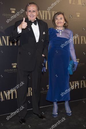Stock Picture of Jaime Penafiel and guest