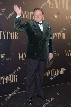 Editorial image of The Vanity Fair Number 100's party, Madrid, Spain - 22 Nov 2016