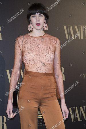 Editorial photo of The Vanity Fair Number 100's party, Madrid, Spain - 22 Nov 2016