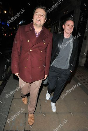 Stock Image of Alan Carr and Scott Neal