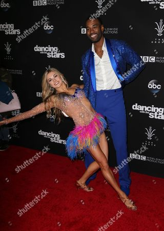 Editorial photo of 'Dancing with the Stars' TV show finale, Los Angeles, USA - 22 Nov 2016