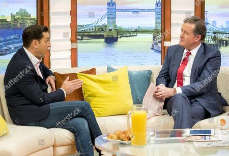 Andy Woodward, Piers Morgan