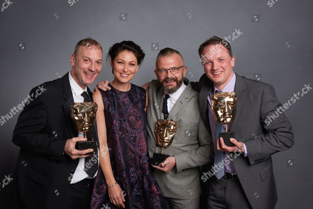 BAFTA WINNERS: ENTERTAINMENT Sam & Mark's Big Friday Wind-Up  Sid Cole, Steve Ryde, David Skinner with Emma Willis  CBBC Production/CBBC