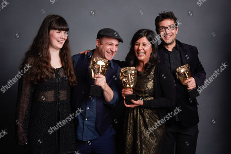 Stock Image of BAFTA WINNERS: LEARNING - PRIMARY I Can't Go To School Today  Nandita Jain, Andy Glynne, Salvador Maldonado Mosaic Films for BBC Learning