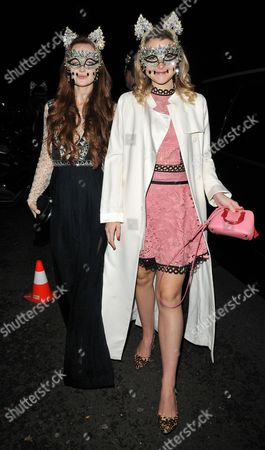 Olivia Grant and Amber Atherton