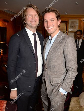 Tom Hooper and Alexander Gilkes