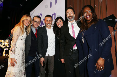 Edith Bowman, Angie Greaves and staff of National Prison Radio