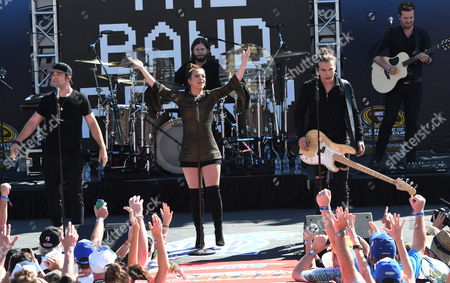 The Band Perry - Reid Perry, Kimberly Perry and Neil Perry