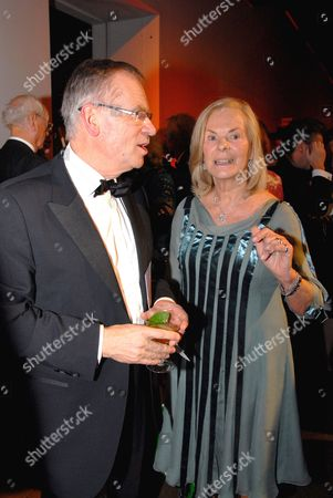 Jeffrey Archer and Katharine, Duchess of Kent